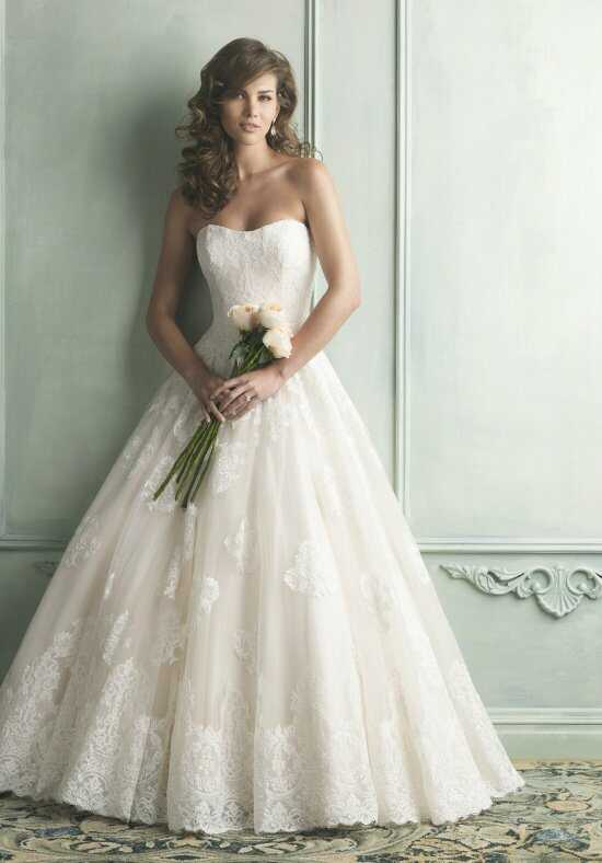 Allure Bridals 9121 Ball Gown Wedding Dress