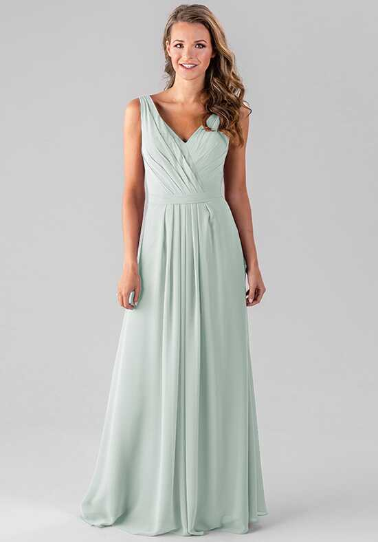 Kennedy Blue Amelia V-Neck Bridesmaid Dress