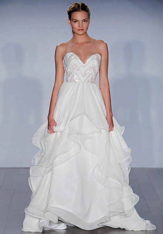 Hayley Paige 6508/Charlie A-Line Wedding Dress