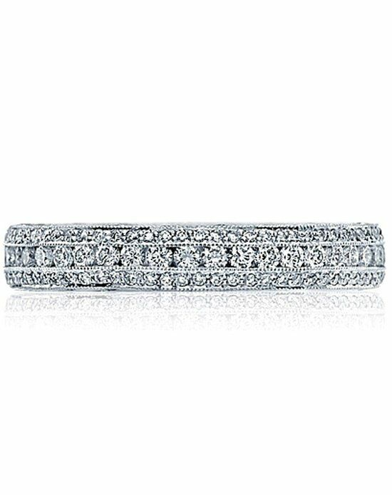 Since1910 HT2513RDB White Gold Wedding Ring