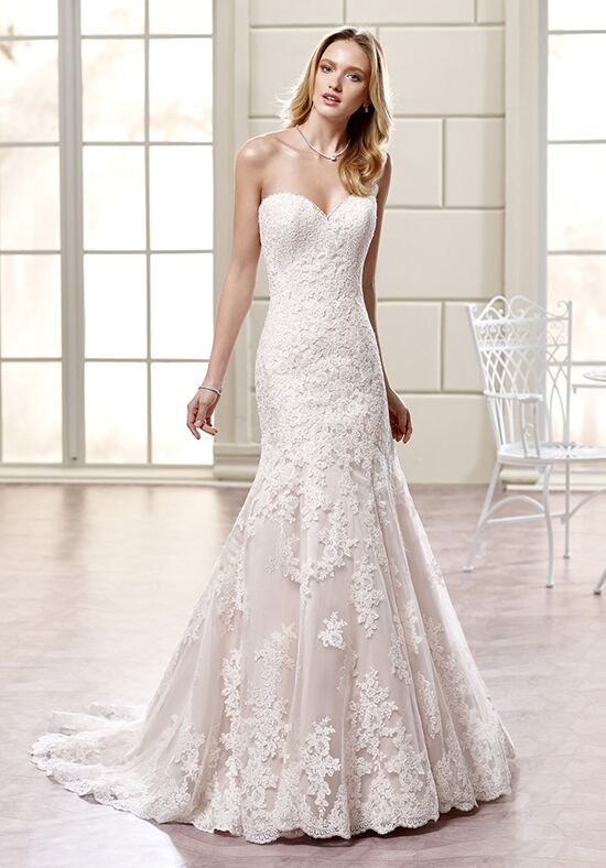 Eddy K 77998 Mermaid Wedding Dress