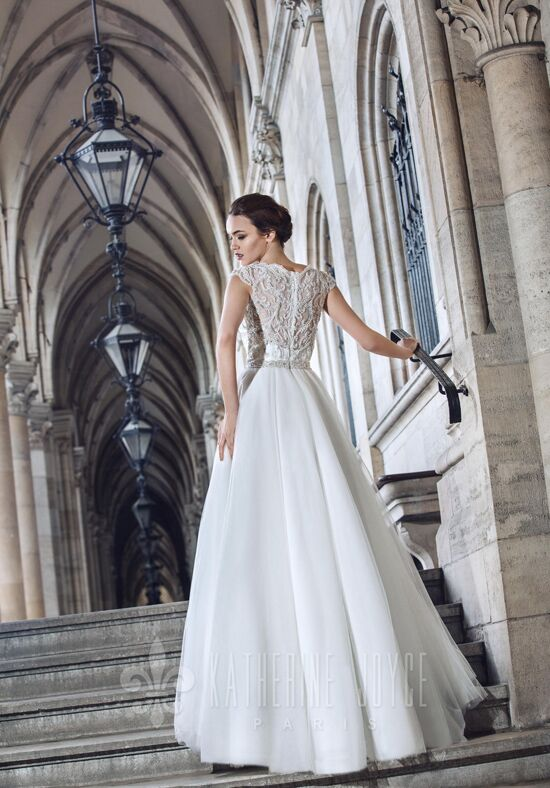 Katherine Joyce Favoriten A-Line Wedding Dress