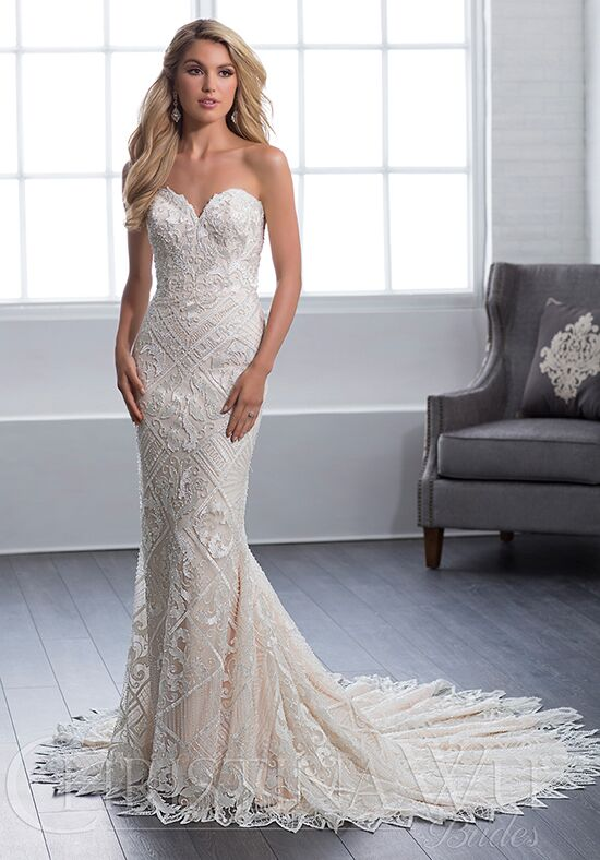 Christina Wu 15665 Mermaid Wedding Dress