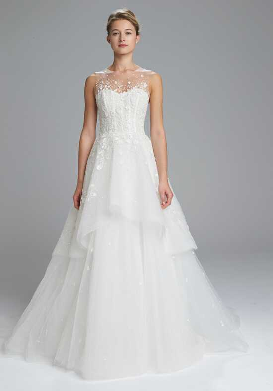 Amsale Kimpton Ball Gown Wedding Dress