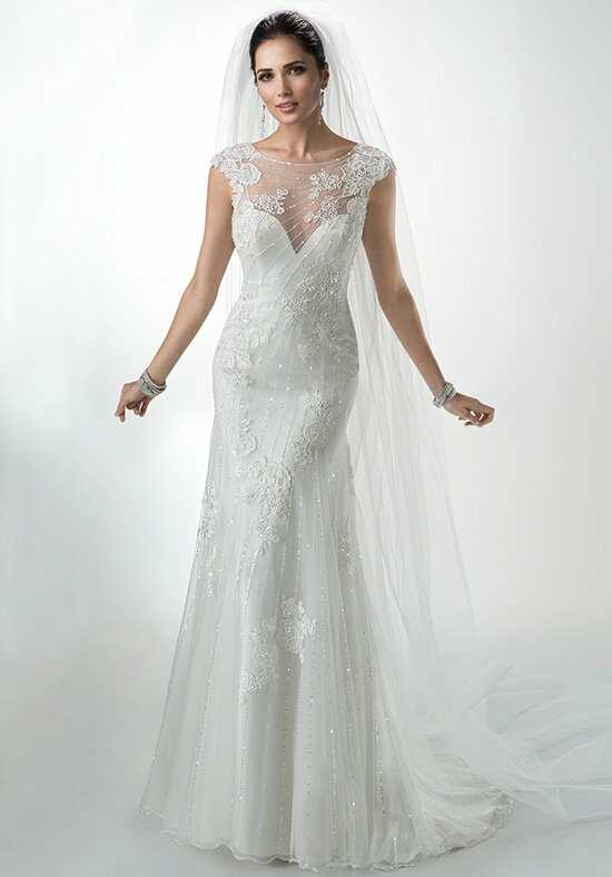 Maggie Sottero Savannah Marie Wedding Dress photo