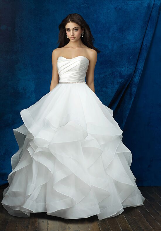 Allure Bridals A2013 - SKIRT Ball Gown Wedding Dress