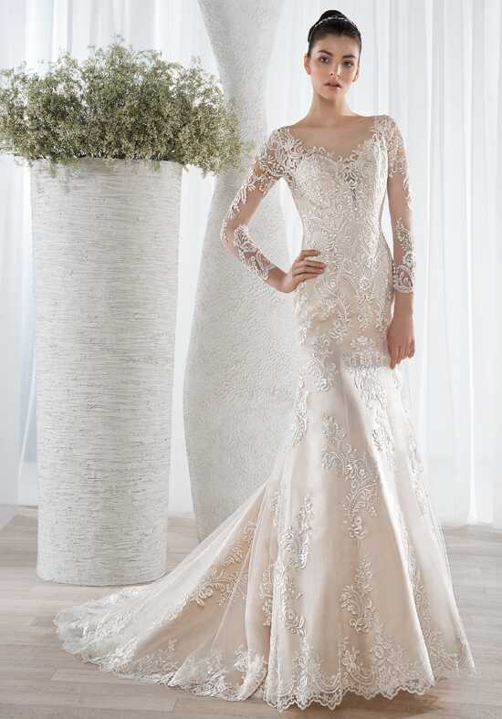 Demetrios 593 A-Line Wedding Dress