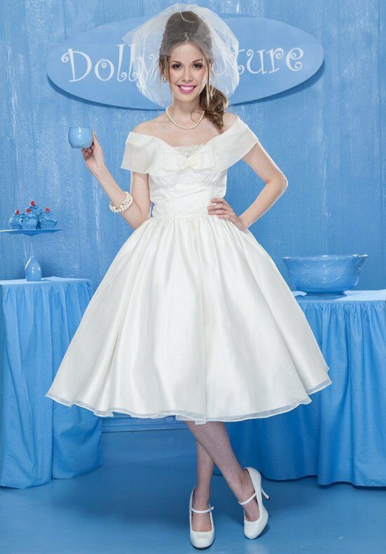 Dolly Couture The Edmonton Ball Gown Wedding Dress