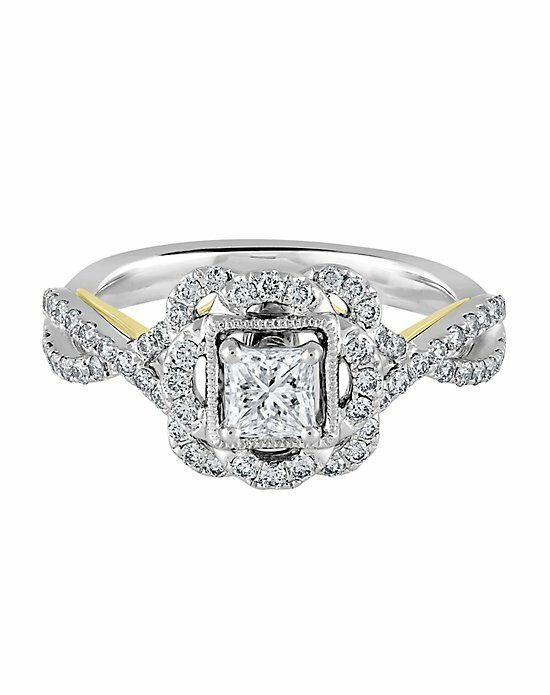helzberg diamonds 2146040 engagement ring the knot