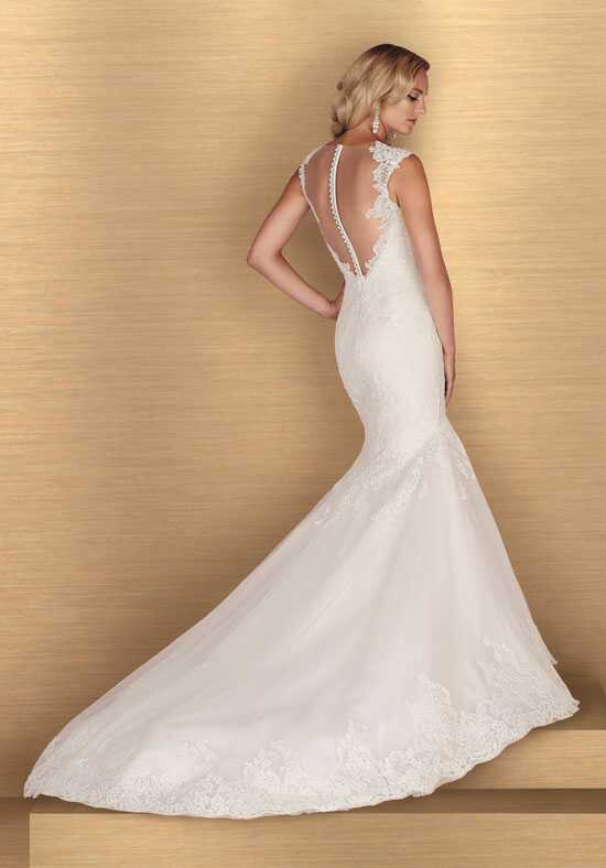 Paloma Blanca 4672 Mermaid Wedding Dress