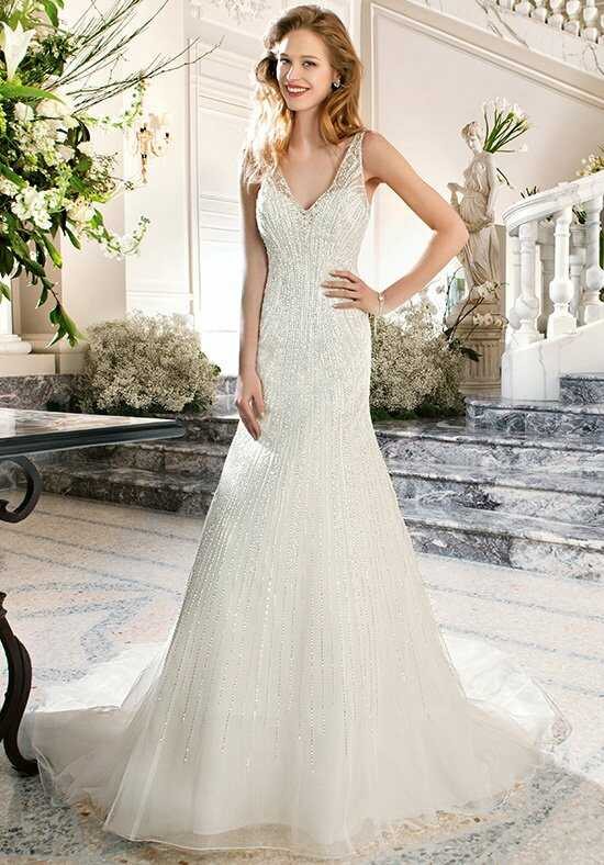 Demetrios C201 A-Line Wedding Dress