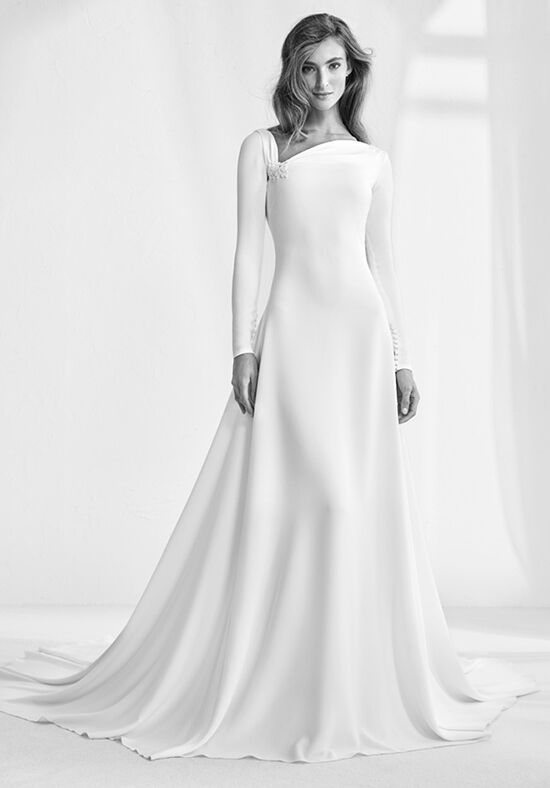 PRONOVIAS RAIGAL A-Line Wedding Dress