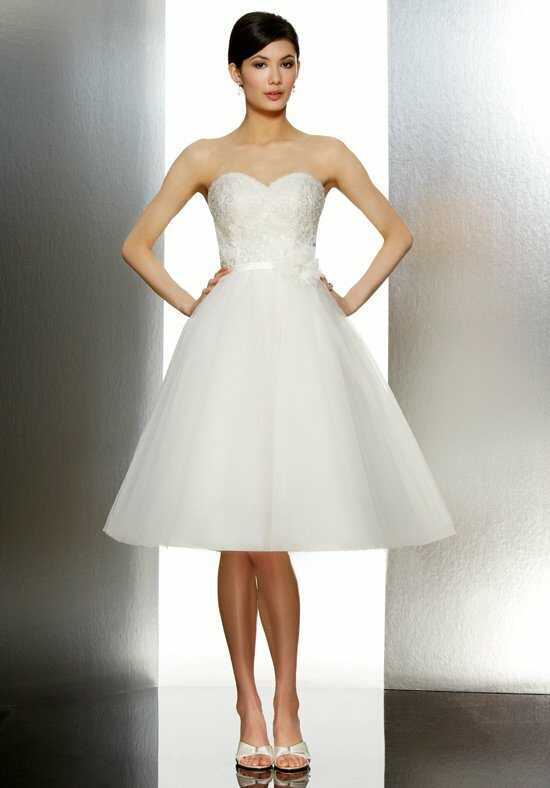 Moonlight Tango T593 Ball Gown Wedding Dress