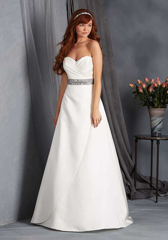 Alfred Angelo Signature Bridal Collection 2553 A-Line Wedding Dress