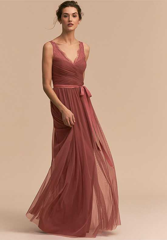 BHLDN (Mother of the Bride) Fleur Dress Pink Mother Of The Bride Dress