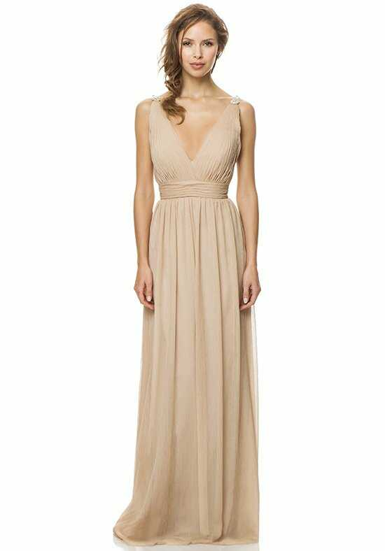 Bari Jay Bridesmaids 1452 V-Neck Bridesmaid Dress