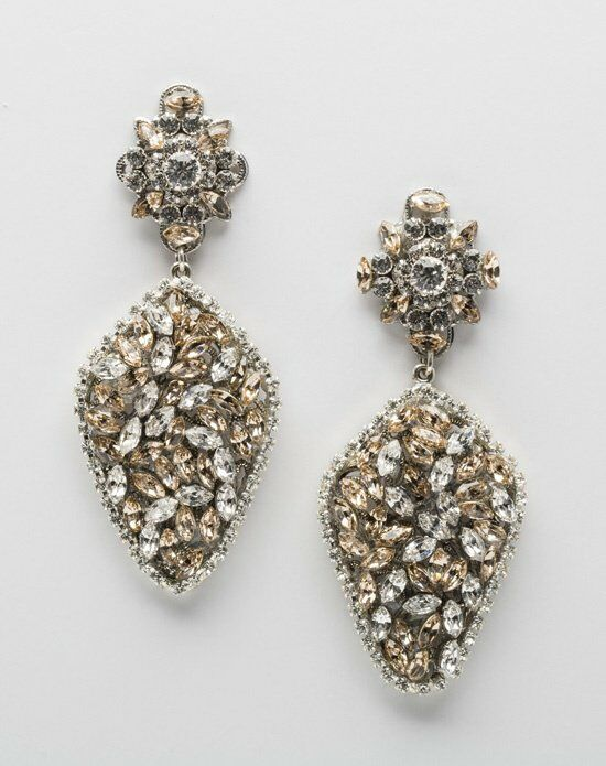 MEG Jewelry Itza earrings Wedding Earring photo