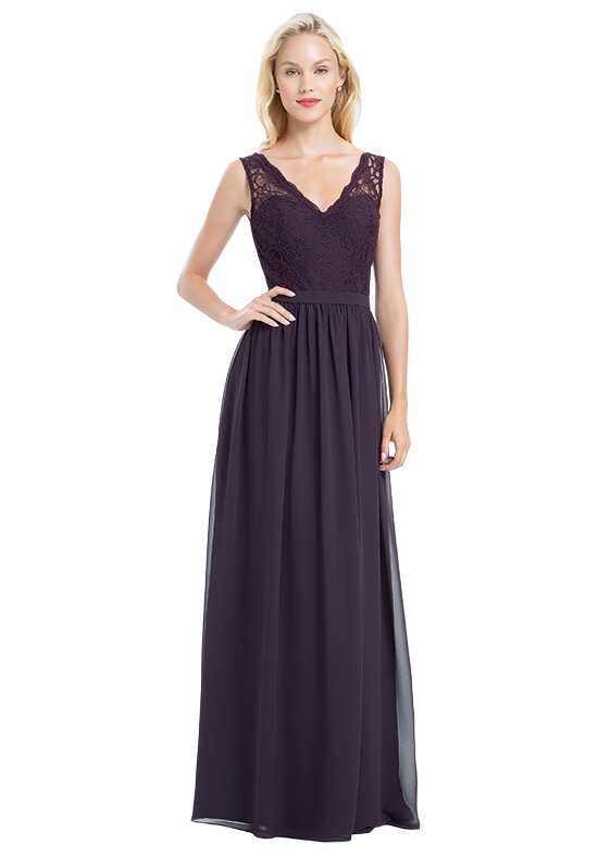 Bill Levkoff 1172 V-Neck Bridesmaid Dress