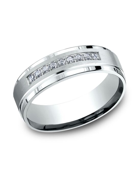 Benchmark CF67380W Gold Wedding Ring