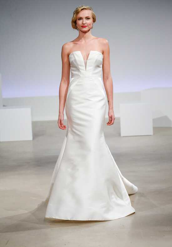 Anne Barge Zelda Sheath Wedding Dress