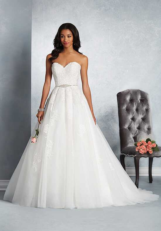 Alfred Angelo Signature Bridal Collection 2604 A-Line Wedding Dress