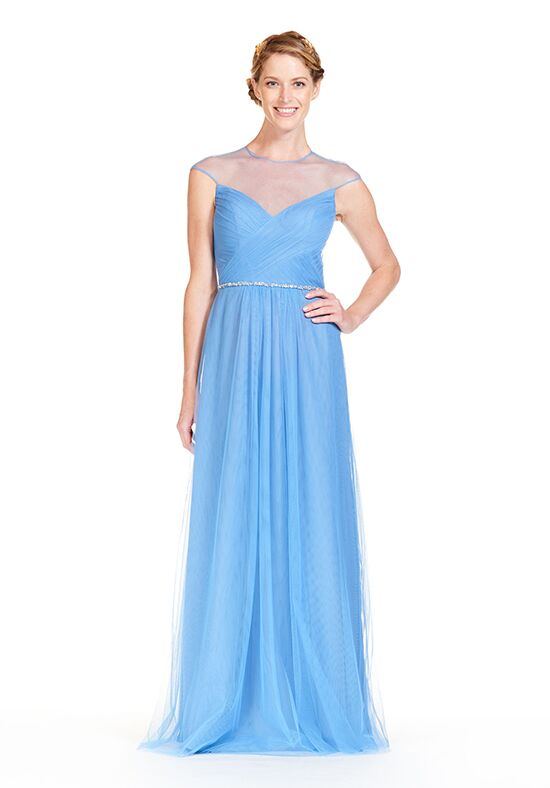Bari Jay Bridesmaids EN-1831 Illusion Bridesmaid Dress