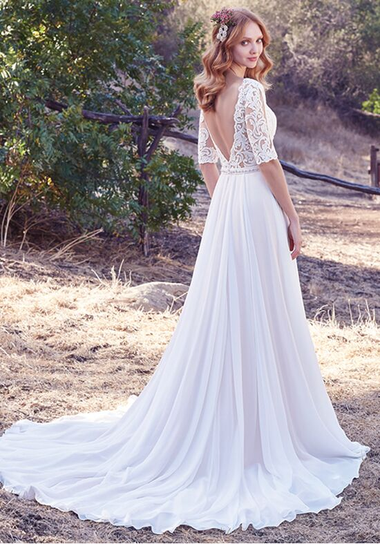 Maggie Sottero Darcy Wedding Dress The Knot