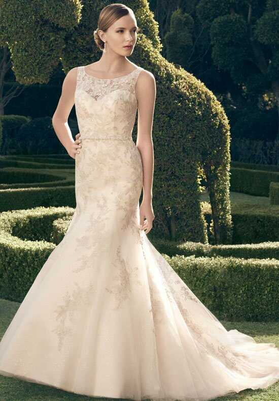 Casablanca Bridal 2171 Mermaid Wedding Dress