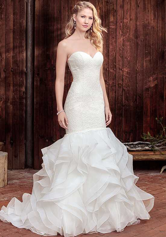 Beloved by Casablanca Bridal BL262 Skipper Mermaid Wedding Dress