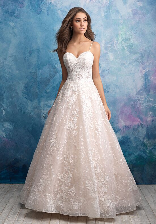 Allure Bridals 9559 Ball Gown Wedding Dress