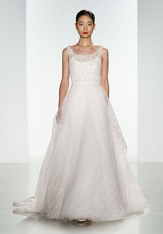 Christos Claire Ball Gown Wedding Dress