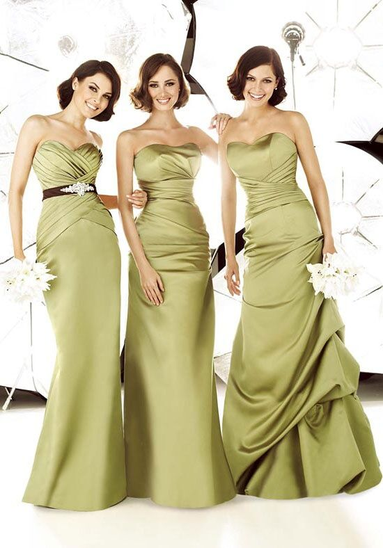 Impression Bridesmaids 1724/1726/1719 Bridesmaid Dress - The Knot