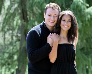 channel rich and hayden moore wedding photo 1