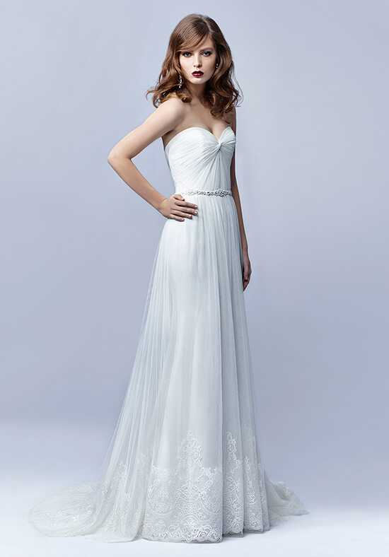 Beautiful BT17-2 A-Line Wedding Dress