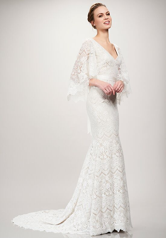THEIA Sandy-old Wedding Dress - The Knot