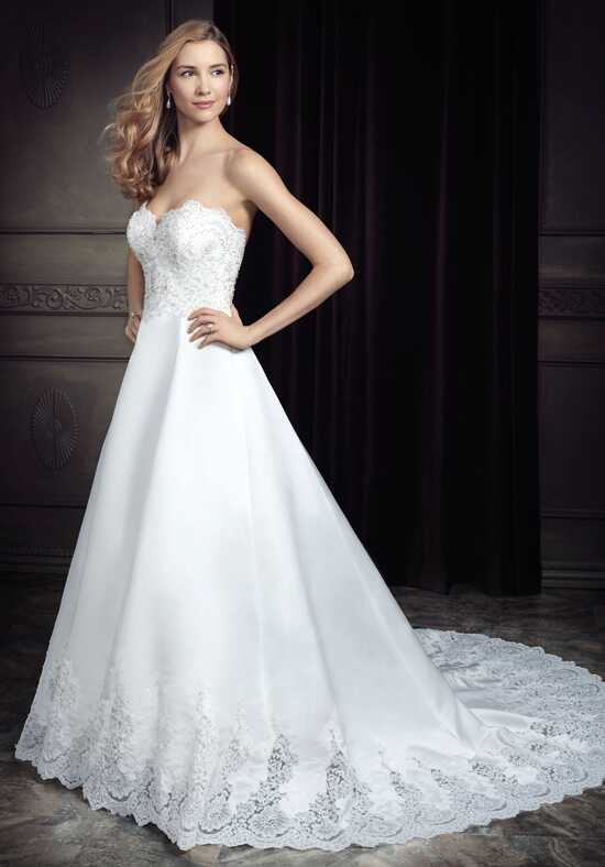 Kenneth Winston: Ella Rosa Collection BE333 A-Line Wedding Dress