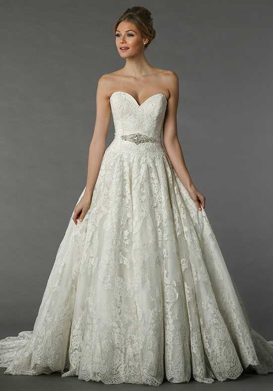 Danielle Caprese for Kleinfeld 113072 A-Line Wedding Dress