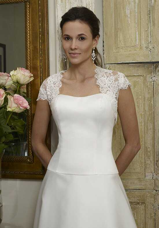 Robert Bullock Bride Bolero B5 Wedding Dress