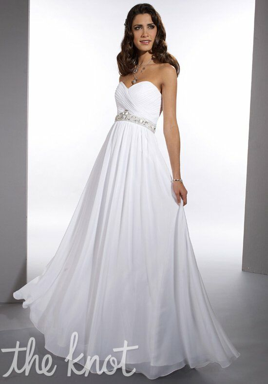 Dere Kiang 11069 A-Line Wedding Dress