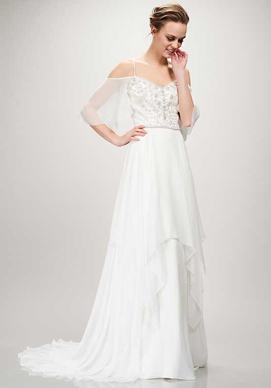 THEIA Talia A-Line Wedding Dress