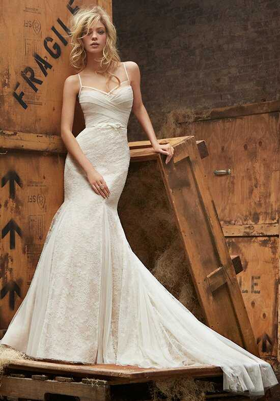 Hayley Paige 6404 - Lourdes Mermaid Wedding Dress