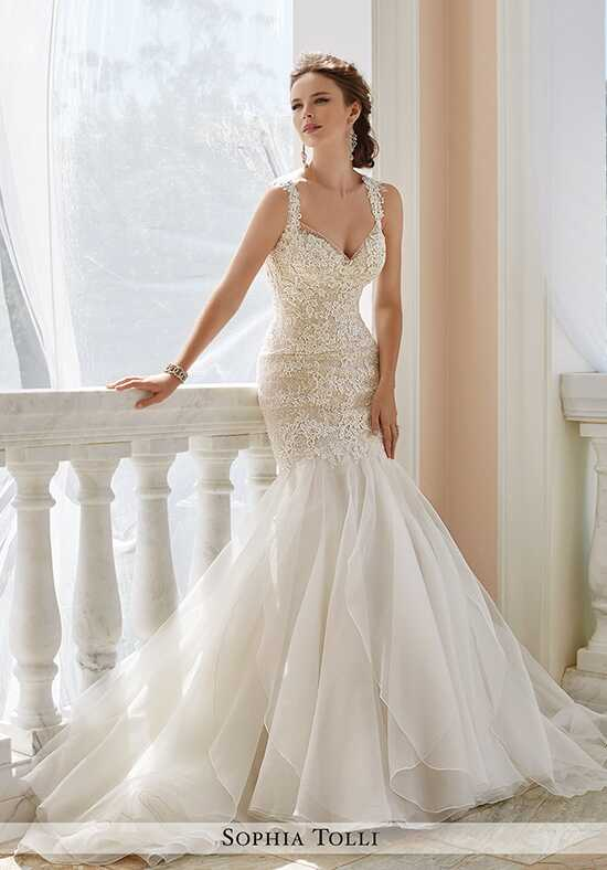 Sophia Tolli Y21672 Aprilia Mermaid Wedding Dress