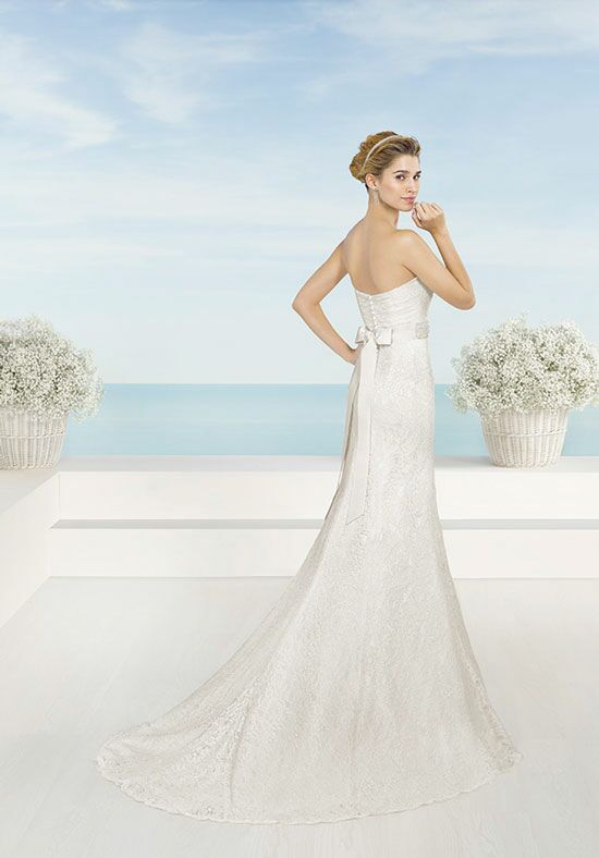 Luna Novias TESON Mermaid Wedding Dress