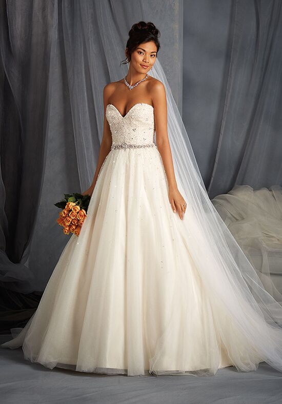Alfred Angelo Signature Bridal Collection 2573 Ball Gown Wedding Dress