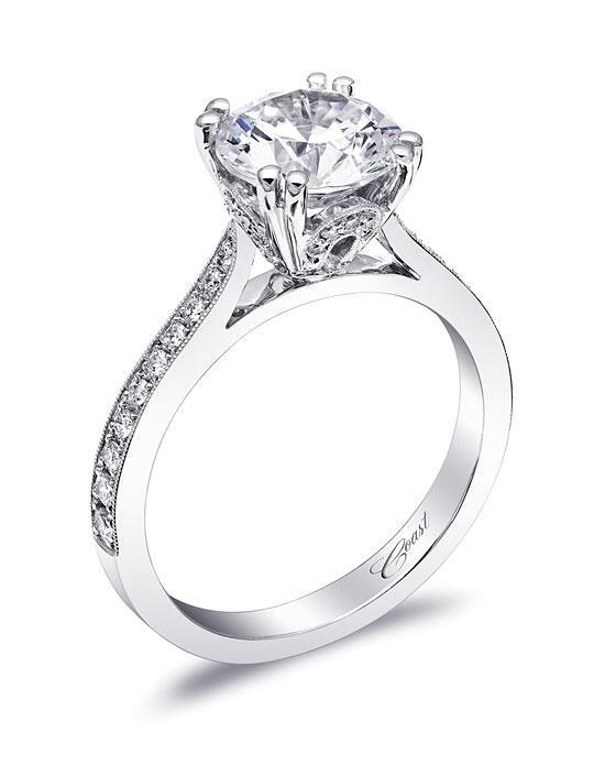 Coast Diamond Romance Collection - LC5465A Engagement Ring photo