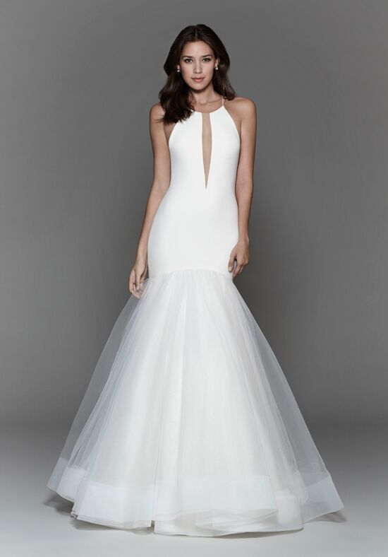 Tara Keely by Lazaro 2703 Mermaid Wedding Dress