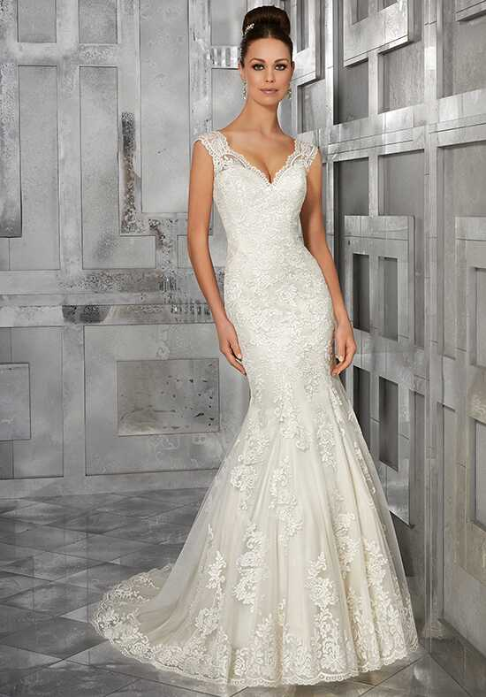 Morilee by Madeline Gardner/Blu Monet | Style 5562 Mermaid Wedding Dress