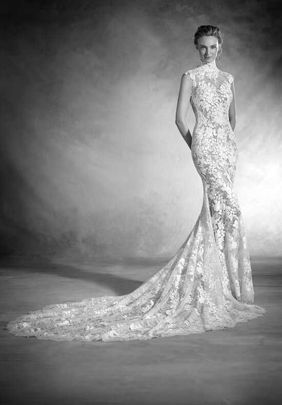 PRONOVIAS NIKOL Mermaid Wedding Dress