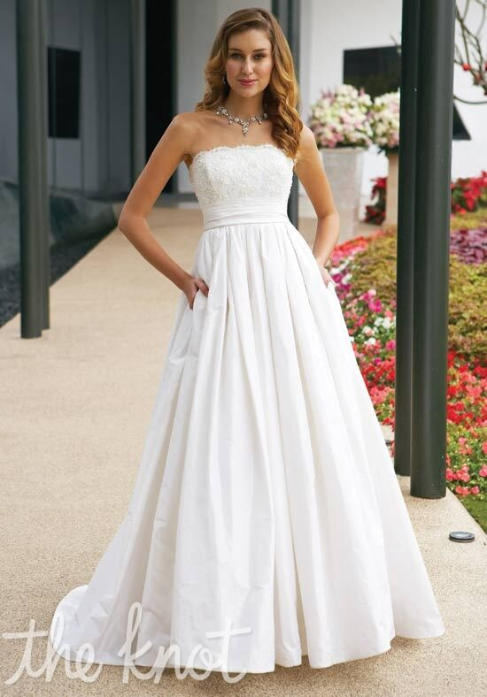 Jasmine Couture T292 Ball Gown Wedding Dress