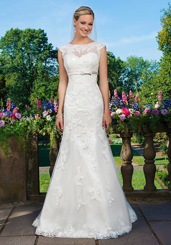 Sincerity Bridal 3871 Mermaid Wedding Dress